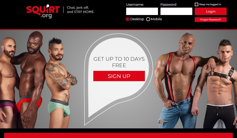 Squirt Complete Review for Daters Looking for Perfect Love Adventures