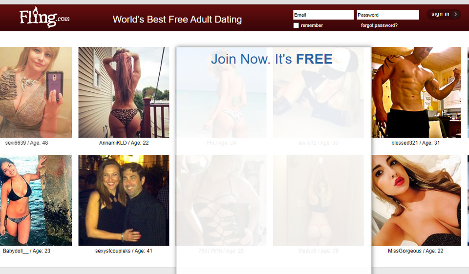 Fling.com Complete Review for Daters Looking for Perfect Love Adventures